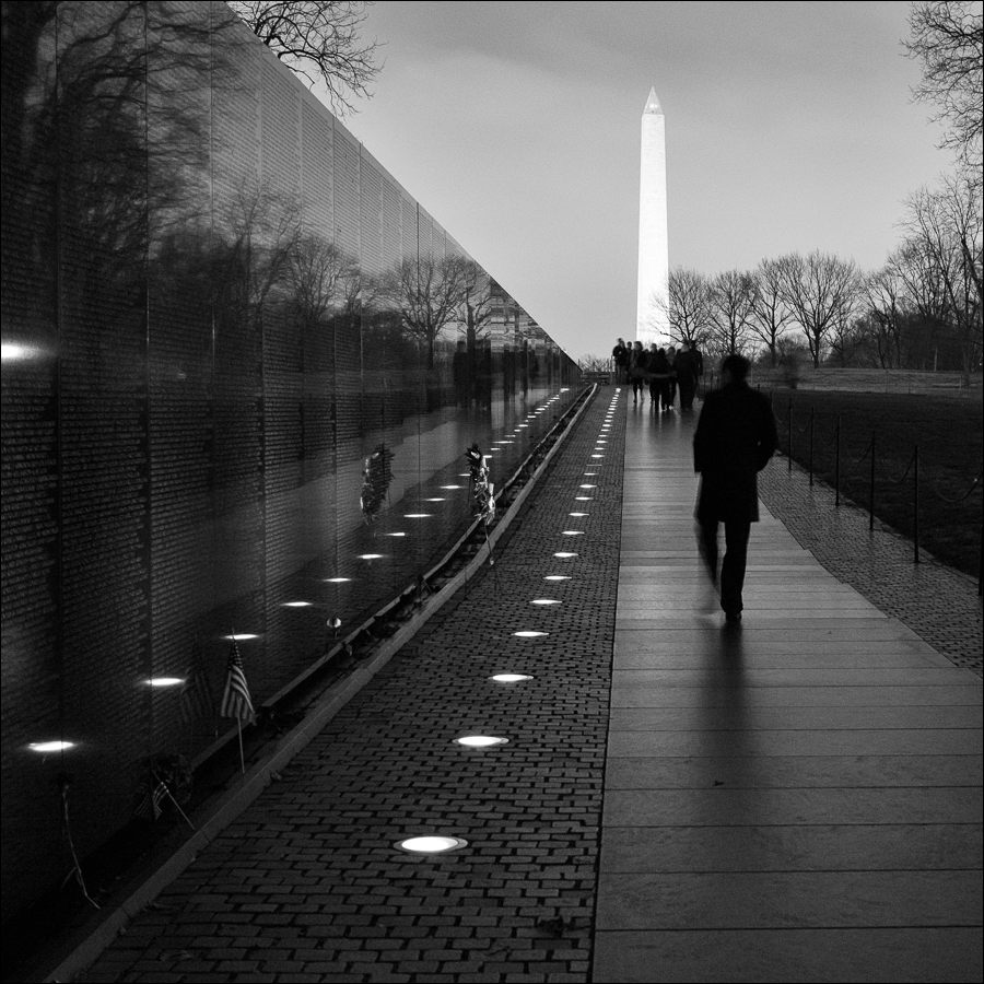 The Vietnam Wall | Washington, DC