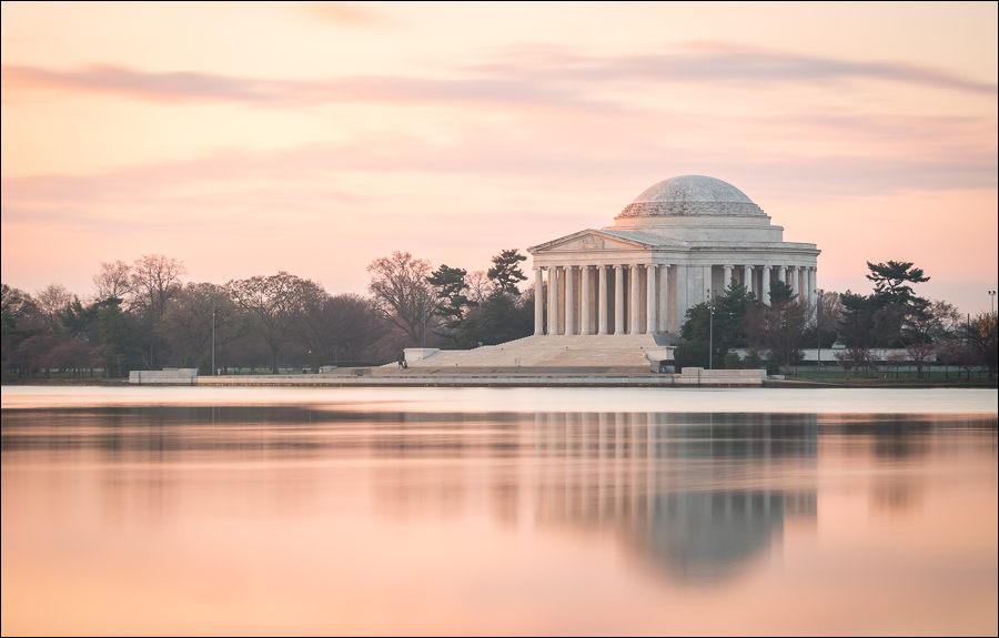 Jefferson Memorial at Sunrise | Washington, DC