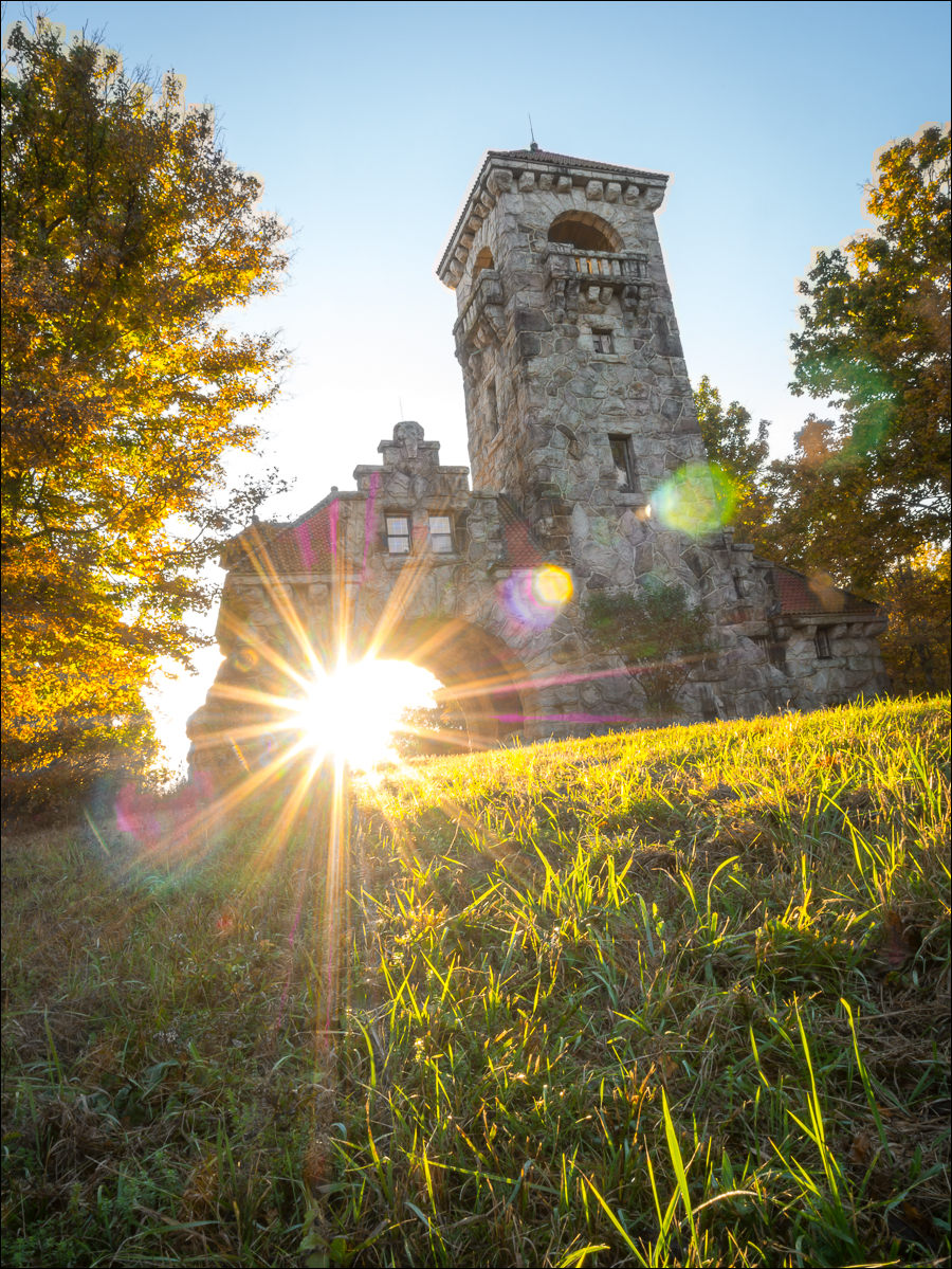Sunrise at Mohonk Gatehouse | New Paltz, NY